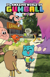 Amazing World Of Gumball Tp Vol 02