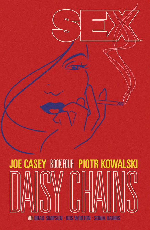 Sex Tp Vol 04 Daisy Chains