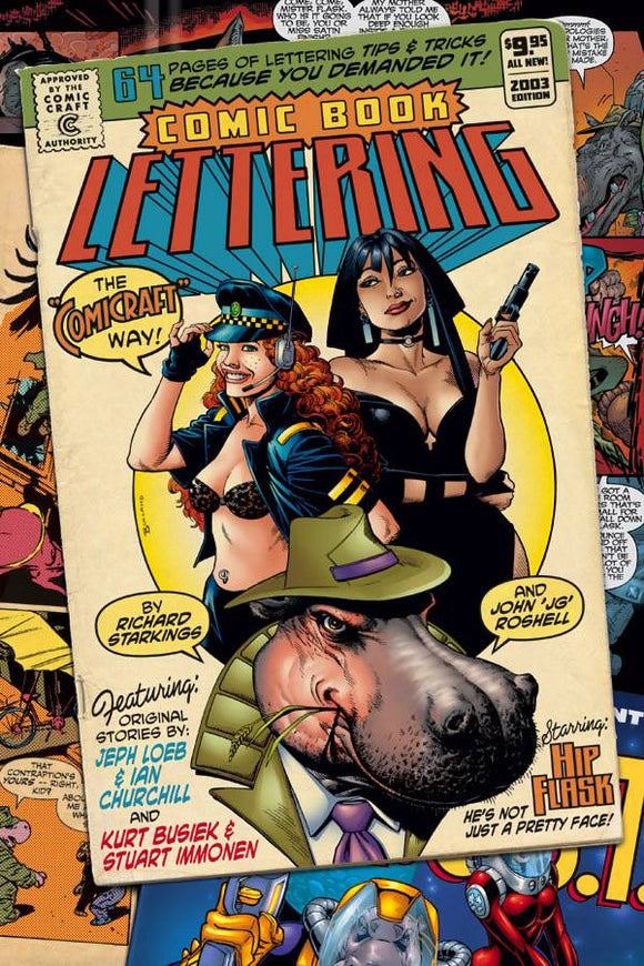 Comic Book Lettering The Comicraft Way New Ptg