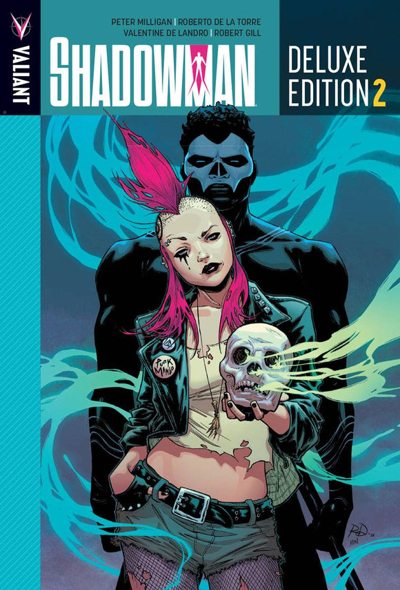 Shadowman Dlx Hc Vol 02