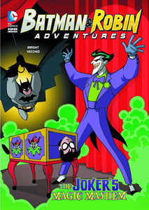 Batman & Robin Adv Yr Tp Jokers Magic Mayhem
