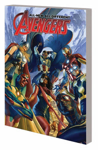All New All Different Avengers Tp Vol 01