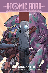 Atomic Robo Tp Vol 10 Atomic Robo & The Ring Of Fire