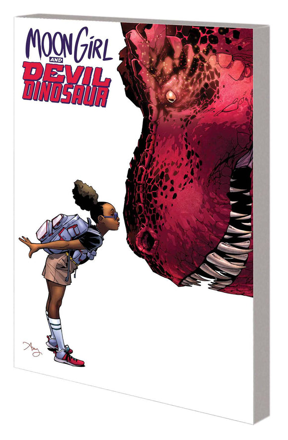 Moon Girl and Devil Dinosaur TP Vol 01 Bff - Books