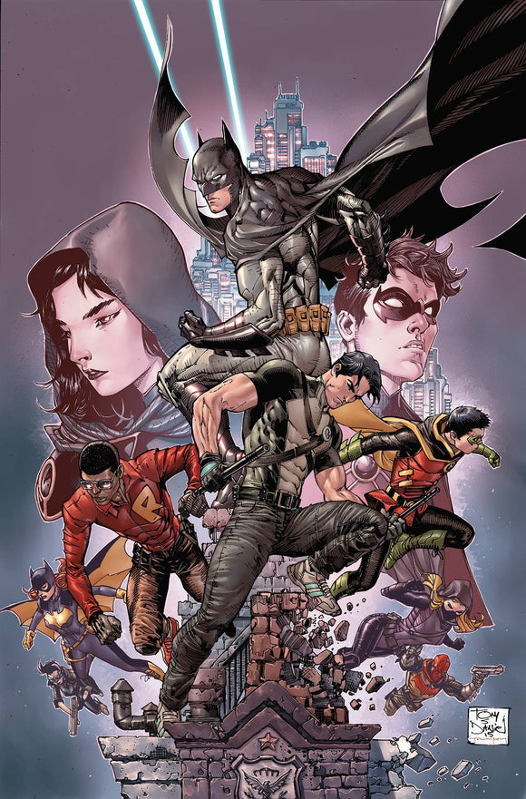 Batman And Robin Eternal Tp Vol 02