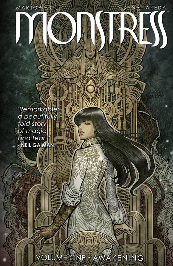 Monstress TP Vol 01 - Books