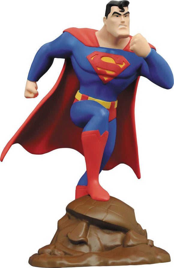 Dc Gallery Superman Tas Superman Pvc Fig