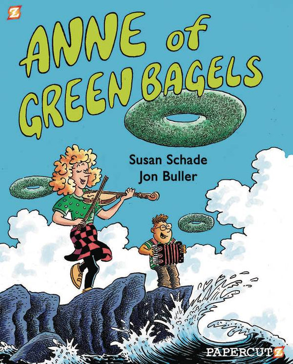 Anne of Green Bagles GN - Books