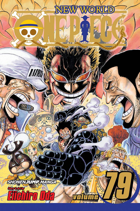 One Piece GN Vol 79 - Books