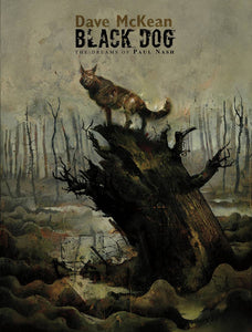 Black Dog Dreams Of Paul Nash Tp