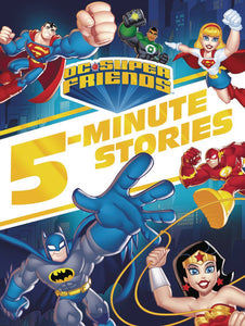 Dc Super Friends 5 Minute Story Collection Hc
