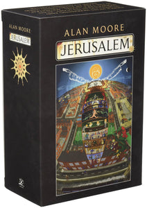 Alan Moore Jerusalem 3 Vol Slipcase Sc Novel