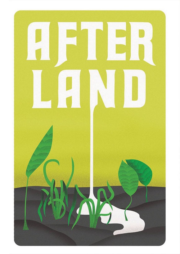 After Land Gn Vol 01 (Of 3)