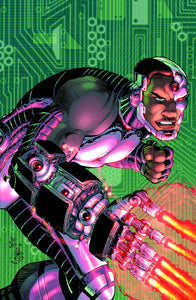 Cyborg Tp Vol 02 Enemy Of The State