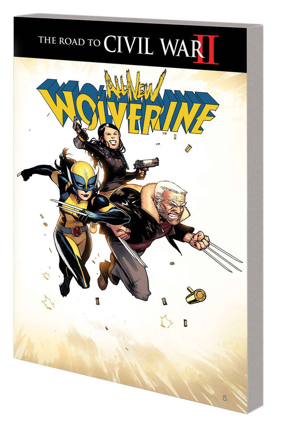 All New Wolverine TP Vol 02 Civil War Ii - Books