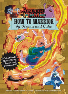 Adventure Time How To Warrior Hc