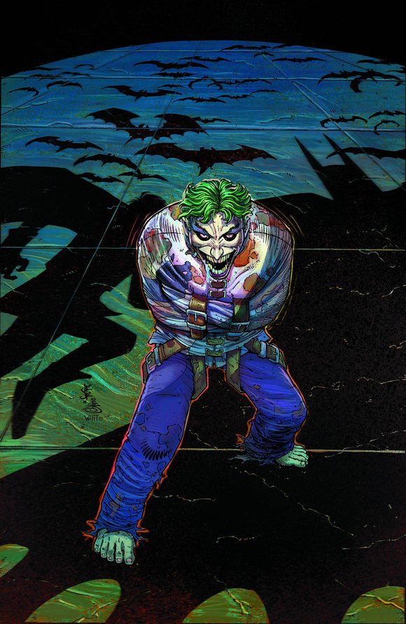 Dark Knight Returns The Last Crusade Dlx Ed Hc