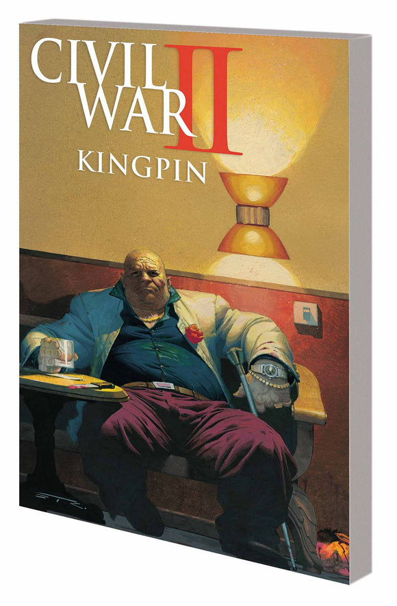 Civil War Ii Kingpin Tp