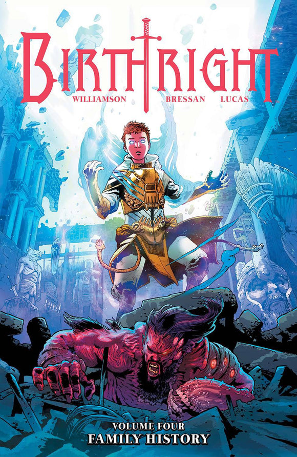 Birthright Tp Vol 04 Family History