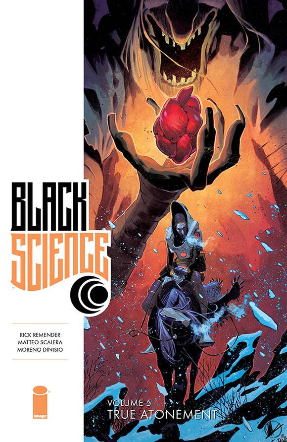 Black Science Tp Vol 05 True Atonement