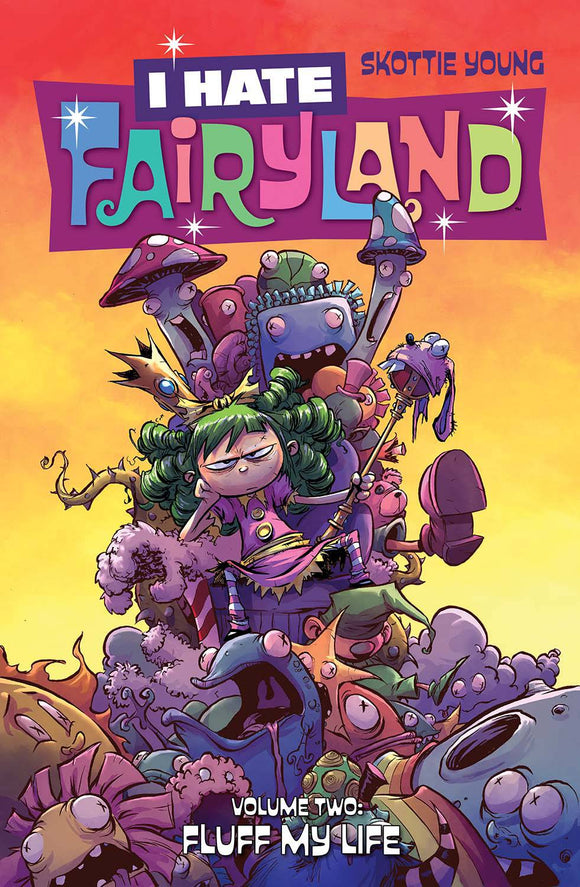 I Hate Fairyland TP Vol 02 Fluff My Life - Books