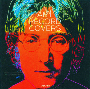 Art Record Covers Hc
