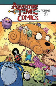 Adventure Time Comics TP Vol 01 - Books