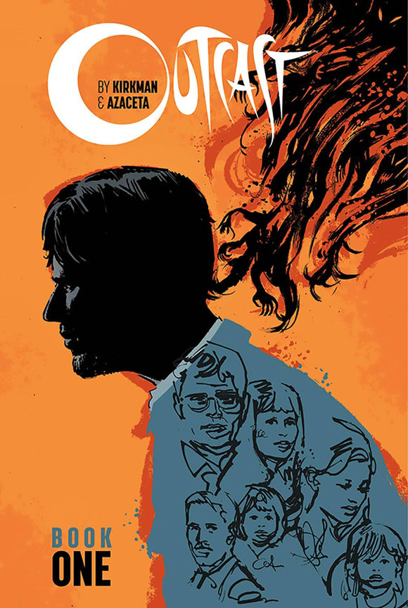 Outcast By Kirkman & Azaceta HC Book 01 - Books