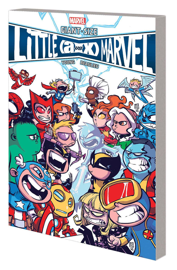 Giant Size Little Marvel Tp Avx