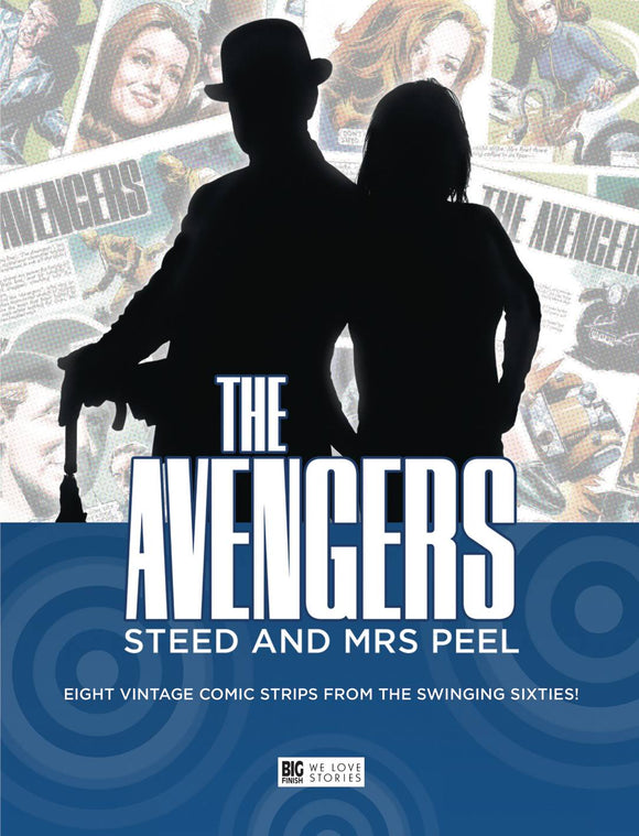 Avengers Steed & Mrs Peel Gn Vol 01 Diana Mag Uk 1966-67