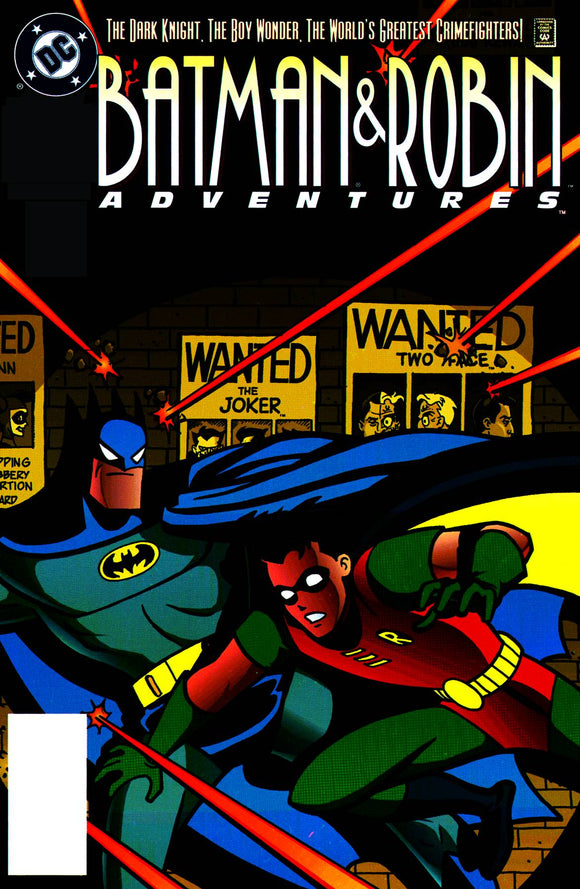 Batman and Robin Adventures TP Vol 01 - Books