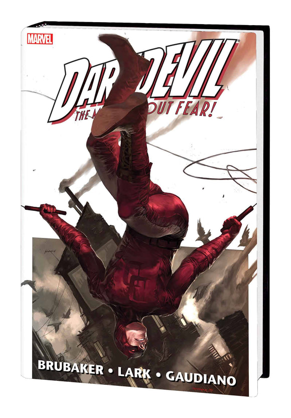 Daredevil By Brubaker And Lark Omnibus Hc Vol 01 New P