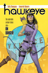 Hawkeye By Tedesco Poster