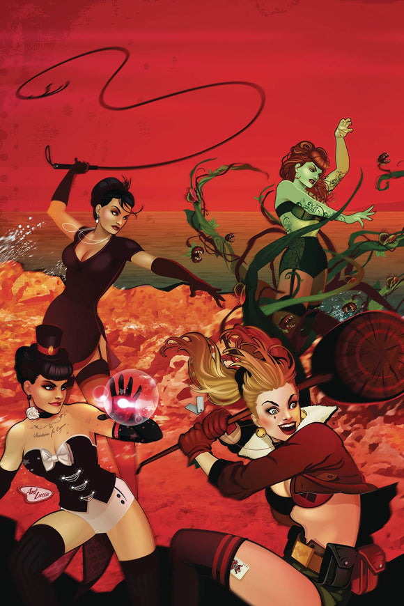 Dc Comics Bombshells TP Vol 03 Uprising - Books