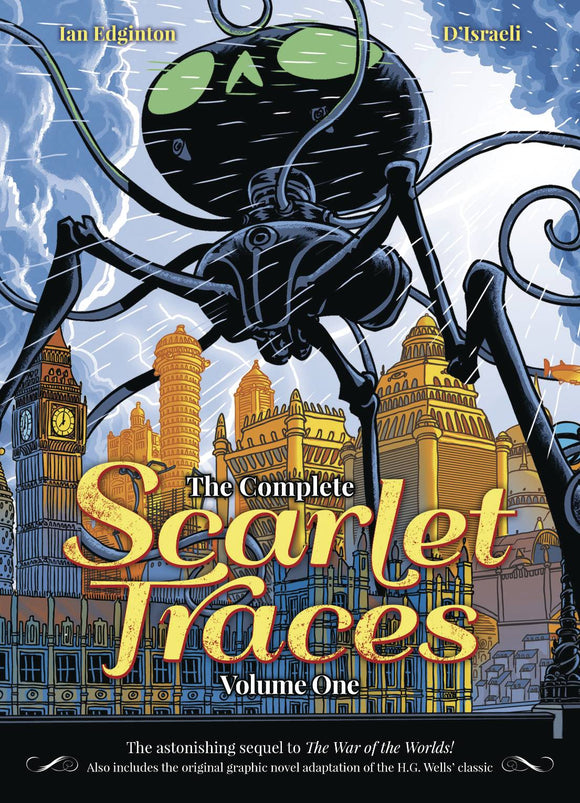 Complete Scarlet Traces Tp Vol 01