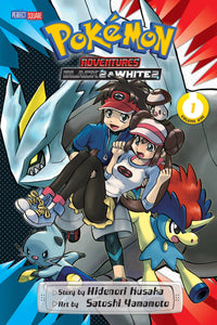 Pokemon Adv Black 2 White 2 Gn Vol 01
