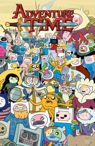 Adventure Time TP Vol 11 - Books