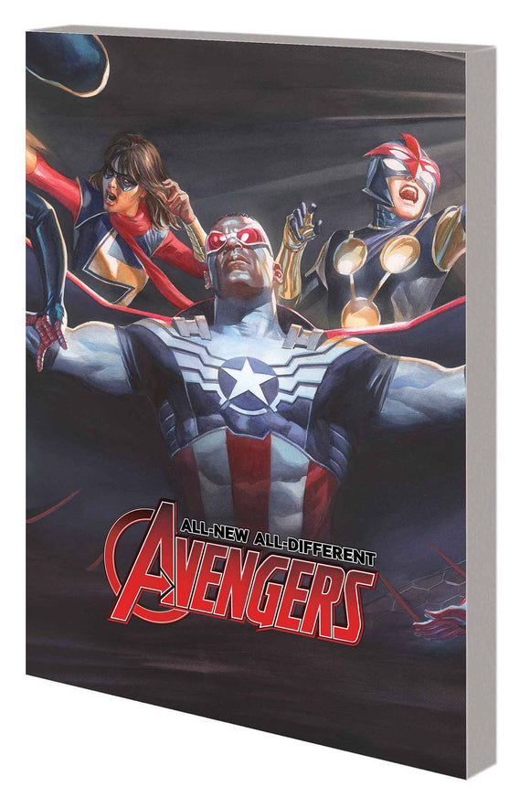 All New All Different Avengers Tp Vol 03 Civil War Ii