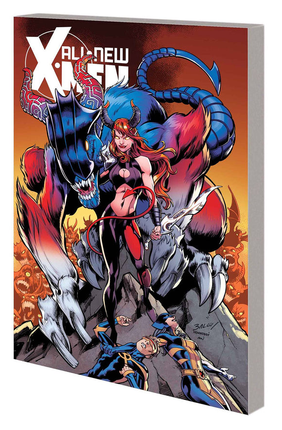 All New X-Men Tp Vol 03 Inevitable Hell Hath So Much F