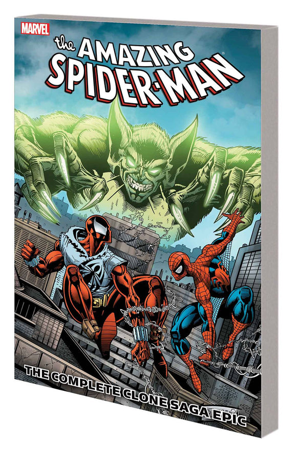 Spider-Man Complete Clone Saga Epic Tp Vol 02 New Ptg