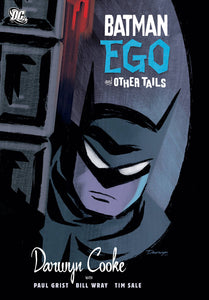 Batman Ego And Other Tails Dlx Ed Hc