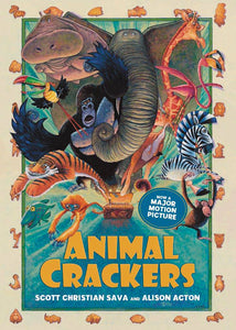 Animal Crackers HC GN - Books