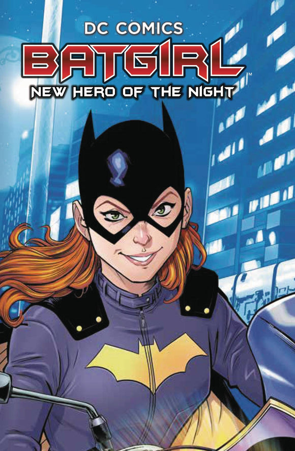 Batgirl New Hero of The Night Yr SC - Books