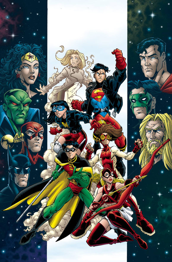 Young Justice TP Book 01 - Books