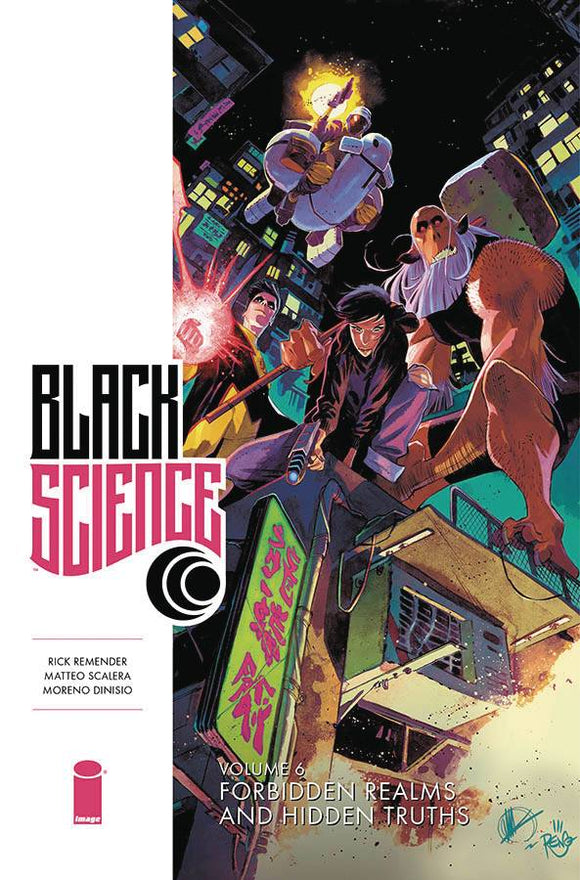 Black Science Tp Vol 06