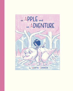 Apple and An Adventure HC - Books