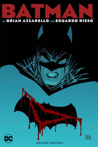 Batman By Azzarello & Risso Deluxe Ed Hc