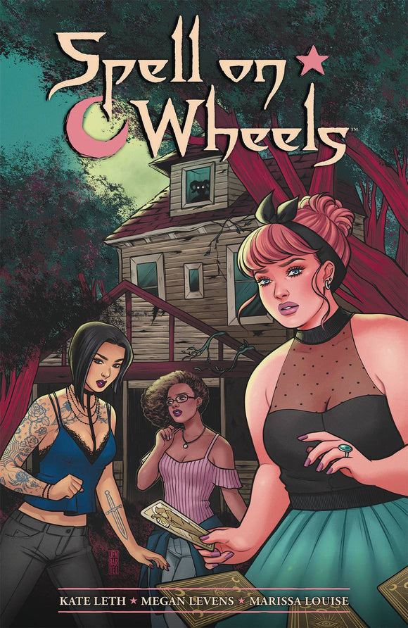 Spell On Wheels Tp Vol 01