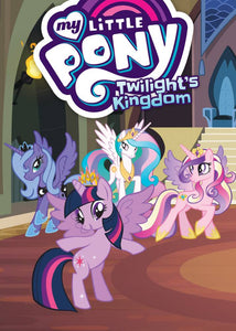 My Little Pony TP Vol 08 Twilight Kingdom - Books