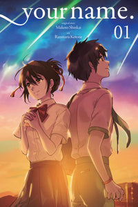 Your Name Gn Vol 01
